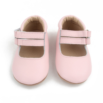 Kasut Kulit Bayi Bayi Mary Jane Toddler Shoes
