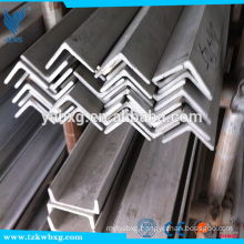 China manufacturer stainless steel angle bar for sale