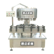Production filling machine