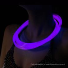 Светящиеся трубки ручка ожерелье украшения партии