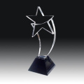 High Quality Colorful Novelty Crystal Trophy Award