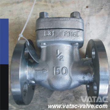 BS5352 B16.5 Rtj/FF/RF Pressure Sealed Cl2500 Bonnet Check Valve