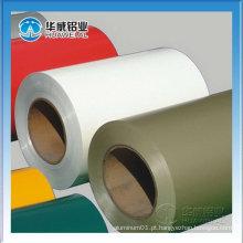 Placa de alumínio cromada / superdimensionada / pré-pintada