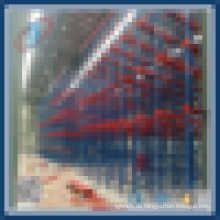 Durchlauf-Palettenregale Kaltlager-Palettenregal