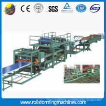 Sandwich Dach Panel Roll Formmaschine