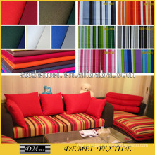 types of sofe material canvas fabric