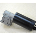 DC worm gear motor for elevator door