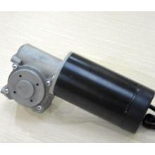 DC worm gear motor for elevator door