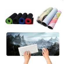 Stitched Edge Oversize Non-slip Rubber Large Gaming Mouse Pad Custom Mousepad for computer gamer