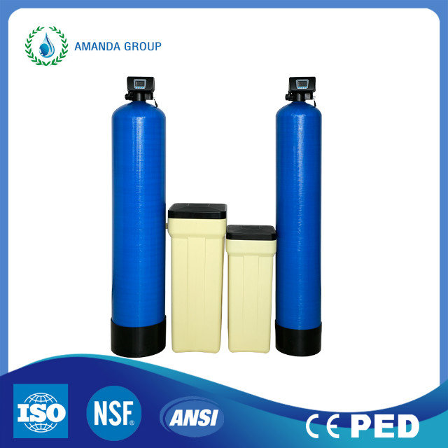 Automatic Control Industtrial Water Softener Equipment
