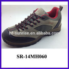 Chinese latest mens best hiking shoe for wholesale