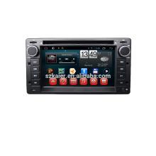 6''car dvd player, fabrik direkt! Quad core, GPS, DVD, radio, bluetooth GPS, DVD, radio, bluetooth für ford-victoria