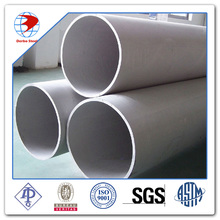 Polished TP304 Stainless Steel Welded Pipe