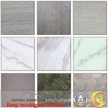 Grey/White/Black Wooden Marble for Flooring Tile, Slab