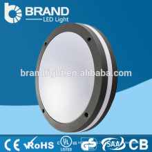 IP65 IK10 10W / 20W / 30W / 40W luz de pared al aire libre Mothion sensor LED bulkhead luz