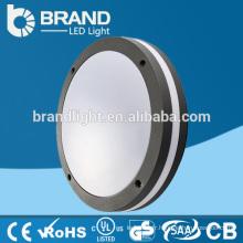 IP65 IK10 10W / 20W / 30W / 40W Ampoule murale extérieure Mothion Sensor LED Bulkhead Light
