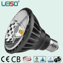 E27 / E26 / B22 80ra / 90ra CREE Chips Scob patente Leiso LED PAR30