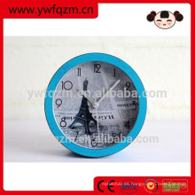 Nuevo diseño que hace-réplica de reloj de mesa de madera al por mayor