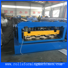 1219mm decking roll forming machine