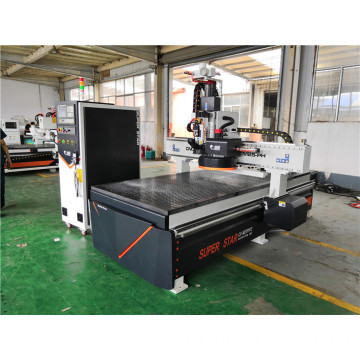 cnc disk tool changer router wooden door carver