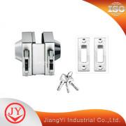 Good Zinc Alloy Lock For Glass Door