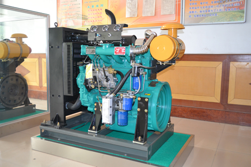 Weichai Power 76HP Engine For Generator Set