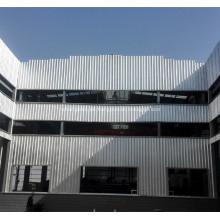 MGO-Dach anstelle von PVC-Kunststoffdach