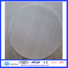 FeCrAl Alloy Heating Woven Wire Mesh For Infrared Burner