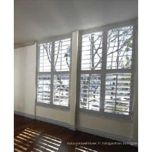 Meilleure qualité avec fenêtre d'obturation en aluminium