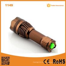 1149 10W 500lumen Energía Estilo T6 Xml Brillante Luz Antorcha