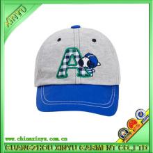 Sombrero azul del deporte del golf de Plain para la señora