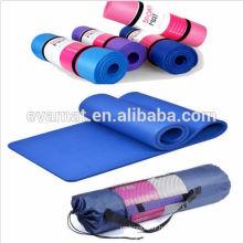 Tapis de yoga de mousse d'EVA antidérapant de haute qualité écologique, tapis d'entraînement de forme physique d'exercice d'anti-fatigue, tapis d'exercice