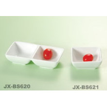 Porcelain snack dish