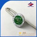 Die cast souvenirs artículos nice design metal fabricante bookmark