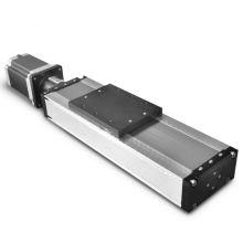 Estágio linear do cnc do motor deslizante de alta potência para uma movimentação da linha central