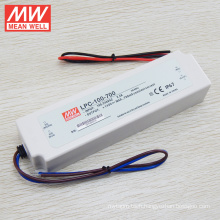Original MEAN WELL class 2 100w 700mA constant current led power supply plastic case CE LPC-100-700