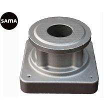 Carcaça personalizada da liga de alumínio, carcaça de gravidade de alumínio, carcaça de areia de alumínio