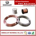 AWG 20 Провод Constantan для кабеля термопары типа E / J / T Медный и никелевый сплав
