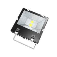Projecteur 100W IP65 Tri LED Projecteur extérieur à inondation