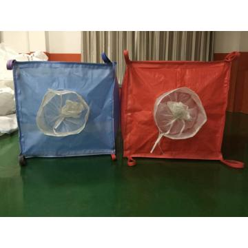 Top Full Open PP bulk bag FIBC