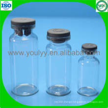 Clear Glass Vial