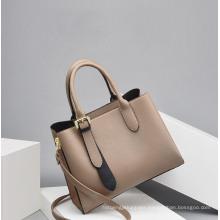 Popular Multi-Functional Lady Crossbody Messenger Bag Eco-Friendly Fashion PU Women Handbag