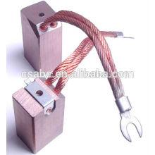cepillo de alambre de cobre