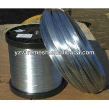 Fio de ferro galvanizado quente de 0,28mm para o mercado da Coréia do Sul