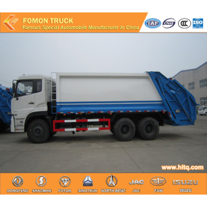 DONGFENG DFL 6x4 20 m3  waste compactor