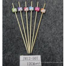 Хороший Барбекю Инструмент Бамбуковый вертел / палочка / пикап (BC-BS1042)