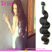 High quality unprocessed real virgin Russian human hair