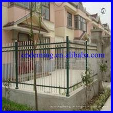 Einführung der besonderen Eigenschaften von Stahl Palisade Zaun, wie man den Zaun und verwendet