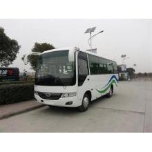 Motor diesel da movimentação da mão esquerda 30 assentos de ônibus com Euro3