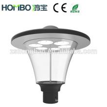 Hongbao fábrica rua pedonal 60W impermeável IP66 LED jardim lâmpada / iluminação LED jardim